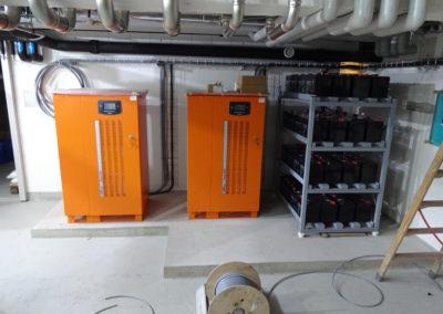 Unterbrechungsfreie Stromversorgung (USV)