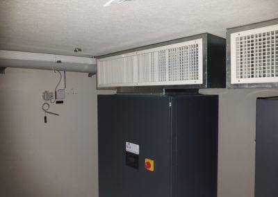 Die neuen Kühlungsgeräte.