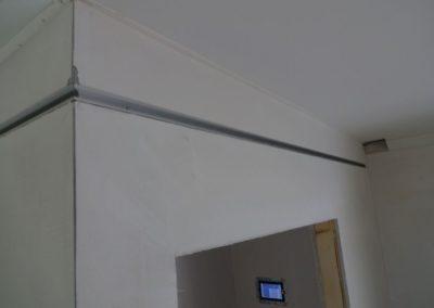 Einbau eines LED-Bandes
