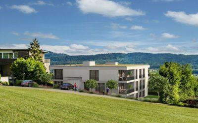 Neubau MFH, Hurdäckerstrasse 44, Zürich
